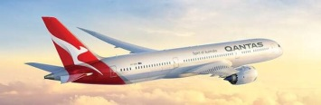 Qantas 787 Promotional Render - Qantas